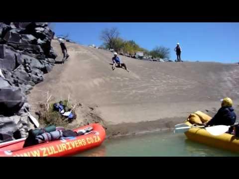 Ingwenya Tours: Orange River Rafting 7