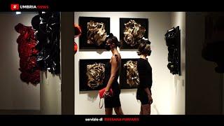 Rinascimento (feat. Barocco). Loading art // A Perugia la mostra di Stefania Vichi [UMBRIA NEWS]
