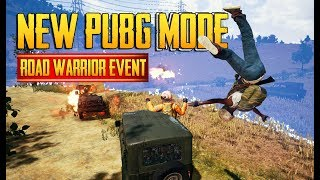New PUBG Mode - 12 Kill Solo Road Warrior Event!