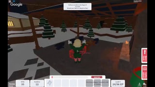 MAKING PRESENTS FOR CHRISTMAS!?!? (ROBLOX: Christmas Rush)