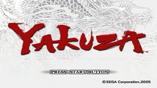 Yakuza 1 - Part 1