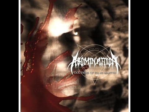 Abominattion - Doutrine of False Martyr (Animate Records) [Full Album]