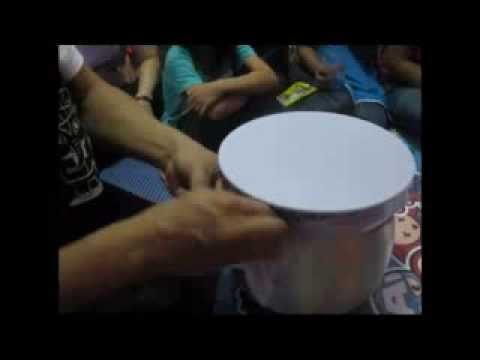 วิธีการผูกปากหม้อ ข้าวเกรียบปากหม้อ (Pot Wrapping for steaming dumpling)