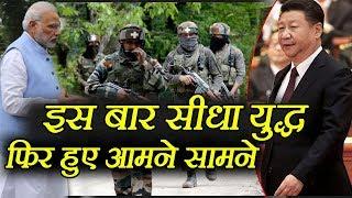 Doklam पर विवाद हुआ तेज, China पर बरसे india के Officer, दिया ऐसा जवाब कि...