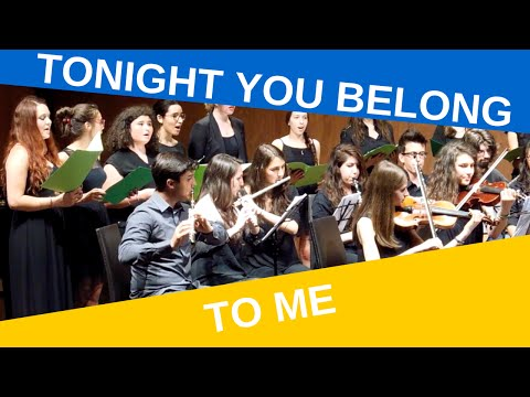 Liceo Musicale Di Aosta - Tonight You Belong to Me