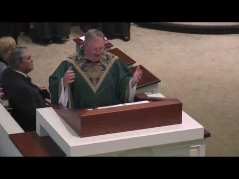 Called to Be Agents of Change ~ Fr  Edward Healey