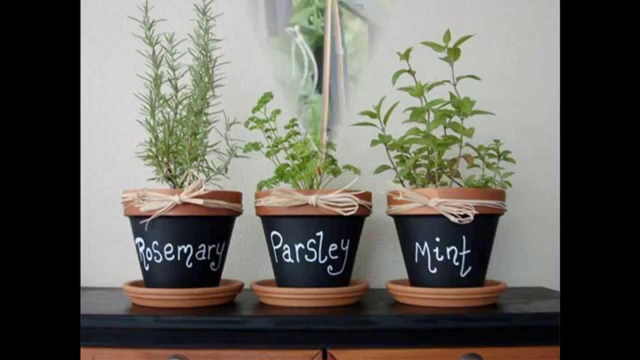 Garden Ideas Herb Garden Balcony YouTube