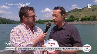 SUIVEZ LE GUIDE : Le train de l'Ardèche au fil des gorges du Doux