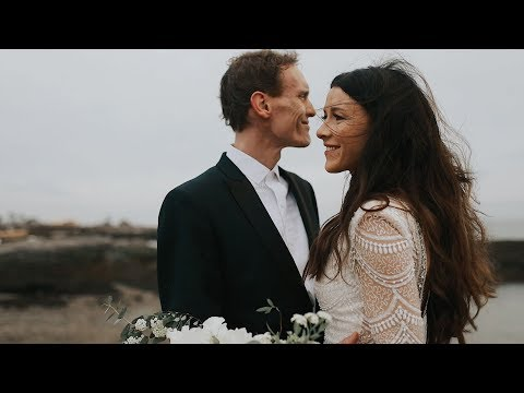 A Story of Love, Hope, + Family in Portland, Maine | Danielle + Richard Wedding Video