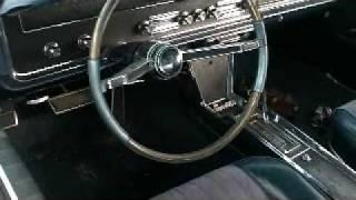 1966 Pontiac 2+2 421 - walk around