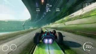 GRIP (rollcage) gameplay