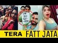 ISME TERA GHATA MERA KUCH NAHI JATA || VIRAL 4 GIRLS IN MUSICALLY || TERA GHATA REPLY
