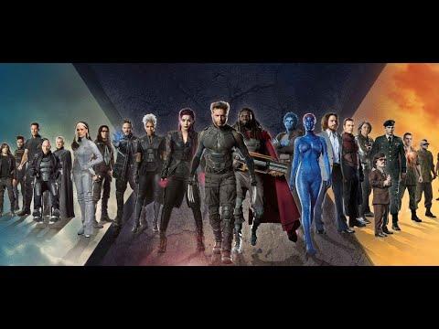 พลัง Mutant ทุกคนในจักรวาล X-Men ไตรภาค