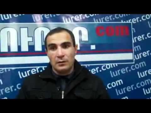 Lurer com Բացառիկ հարցազրույց Գագիկ Շամշյանի հետ - YouTube