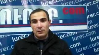 Lurer com Բացառիկ հարցազրույց Գագիկ Շամշյանի հետ
