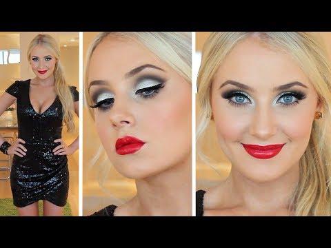 new-years-eve-makeup-+-hair-tutorial!