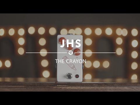 JHS Crayon Overdrive | Reverb Video Demo