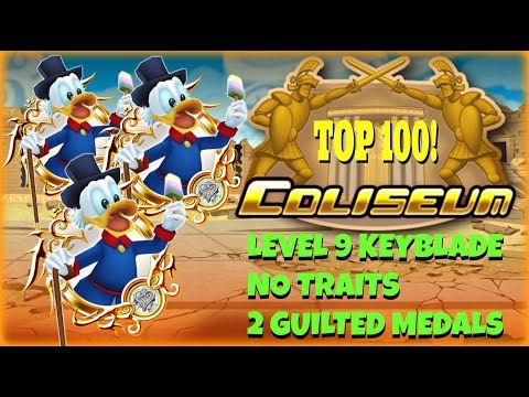 KH Union χ[Cross] My Top 1000 Coliseum Build & Tips