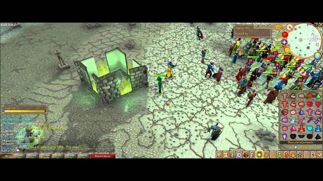 Fist of guthix xp