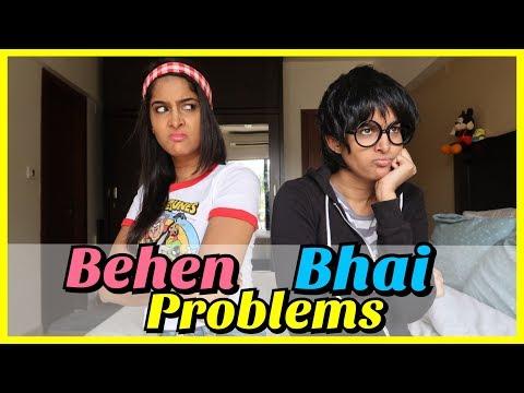 Behen Bhai Ki Problems | Rickshawali thumbnail