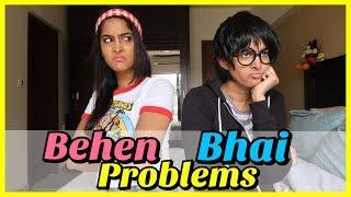Behen Bhai Ki Problems | Rickshawali