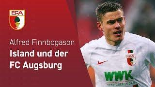 19/20 // Finnbogason // Island seine Heimat -  Augsburg sein Verein