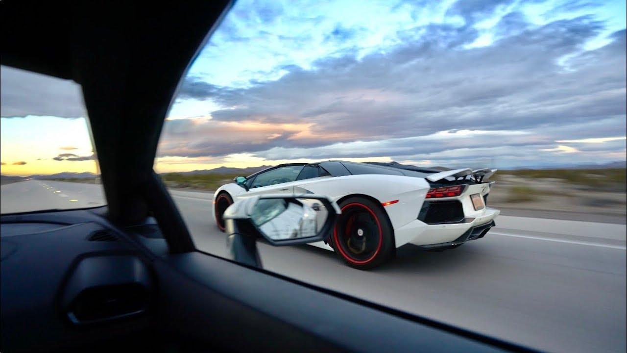 200 Mph Lamborghini S Race Supercharged Huracan Vs