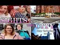 Disabled Travel: in America: New York Vlog Part One! |ALifeLookingUp