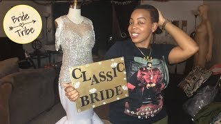 BRIDAL GOWN REVIEW- DIY Wedding Gown