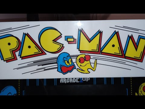SosaFamBamBam Arcade1Up PAC Man Review/GamePlay from SosaFamBamBam Family