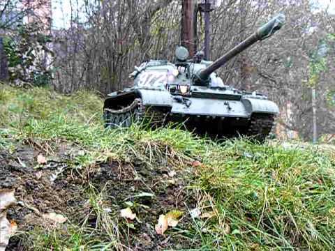 RC Tank T 55 1 8 14