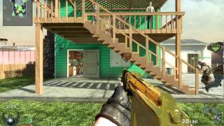 Call of Duty Black Ops: 22-5 Nuketown S&D Gameplay [PC]