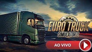 EURO TRUCK SIMULATOR 2: CONVOCANDO AMIGOS PARA VIAGENS ONLINE [EUROPA 3]