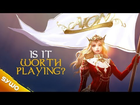 AION Relaunch 2018 | Is It Worth Playing?