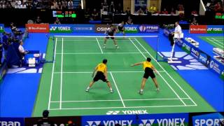 IFB 2012 Best Of Lee Yong Dae & Ko Sung Hyun VS Koo Kien Kieat & Tan Boon Heong ( Full HD 1080hp )