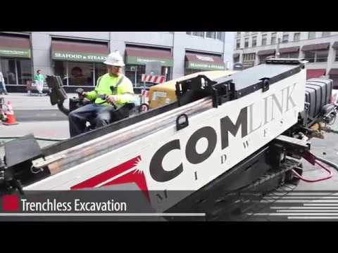 Comlink Midwest | Fiber Optic & Utility Construction