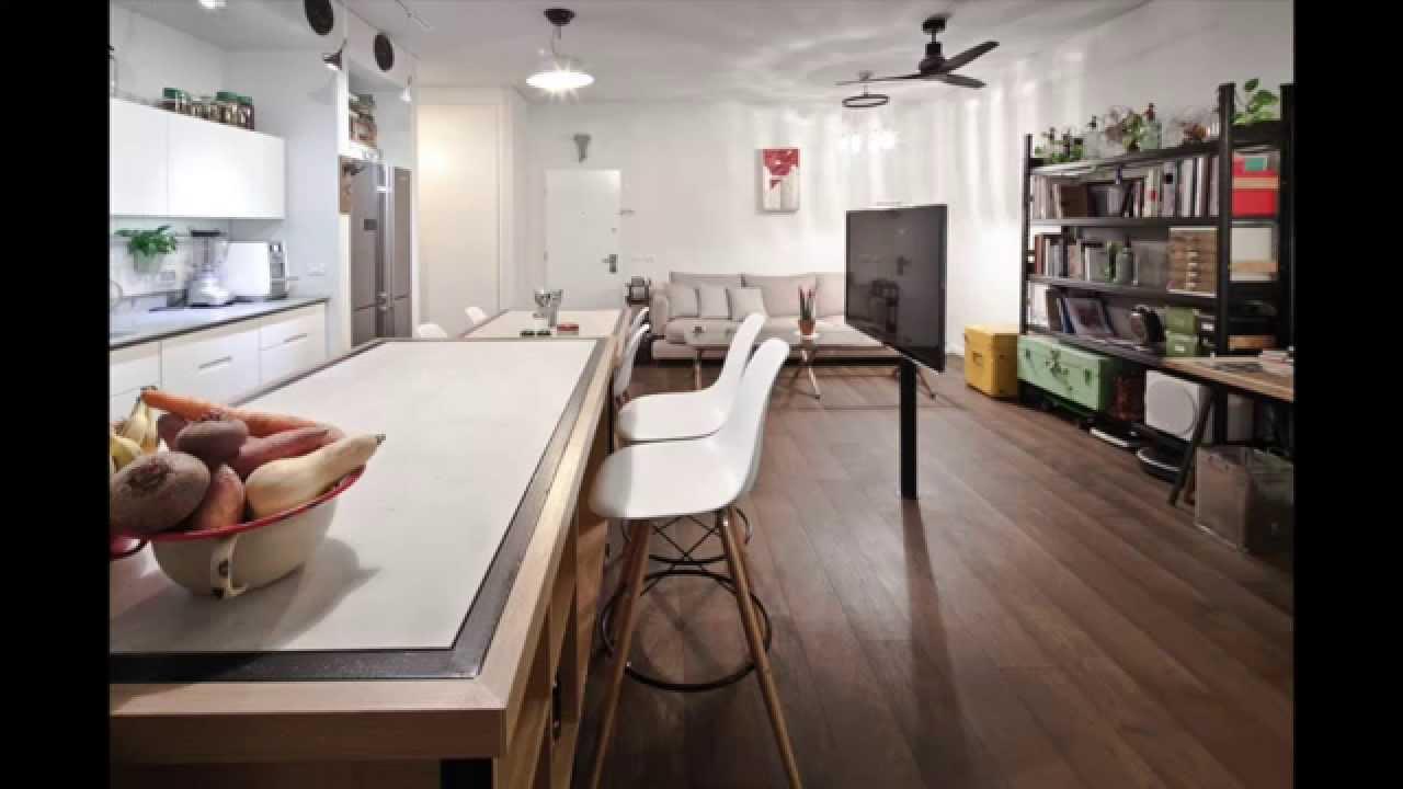 Tel Aviv-70 sqm apartment renovation - YouTube