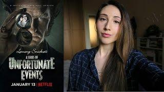 Una serie di sfortunati eventi #Netflix
