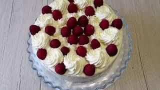 Самый простой домашний торт Просто и очень вкусно