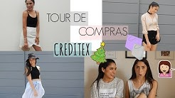 TOUR DE COMPRAS!! l OUTLET CREDITEX
