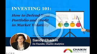 Investing 101: How to Defend Your Portfolio and Profit in Market Volatility