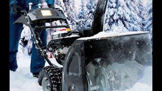 Снегоуборщики Hyundai обзор модельного ряда