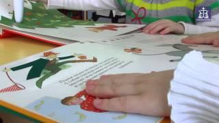 Духовное окормление детсада для детей с нарушением зрения (г. Ефремов, Тульская епархия)