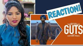 South Indian Reacts to GUTS | Tarsem Jassar | Latest Punjabi songs 2019