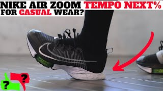 Nike Air Zoom Tempo NEXT%: Worth Buying for Everyday Wear?!