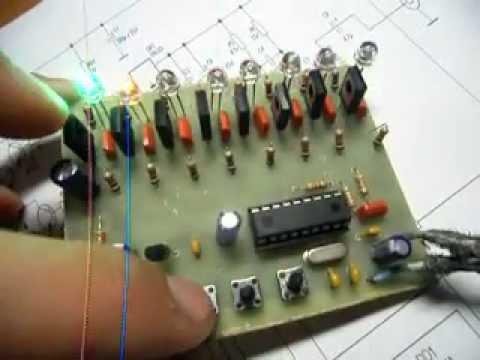 Светодинамическая установка