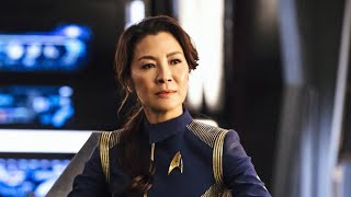 """Michelle Yeoh on new role in """"Star Trek: Discovery"""""""