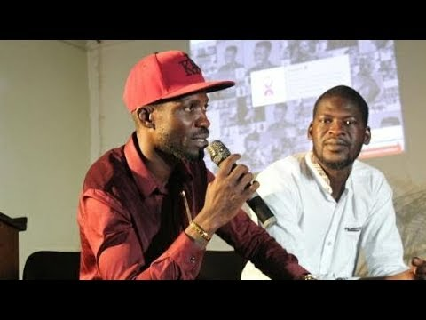Bobi Wine talks about Bebe Cool and Chameleon Battle - Wolokoso
