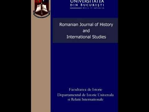 Call for papers Romanian Journal of History and International Studies