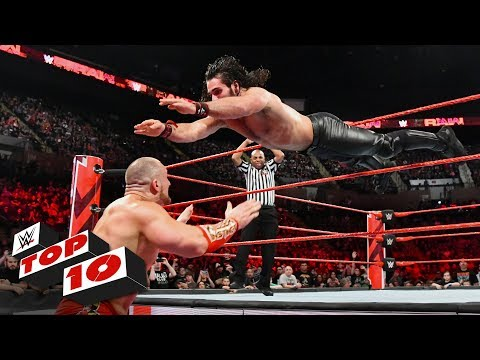 Top 10 Raw moments: WWE Top 10, May 7, 2018